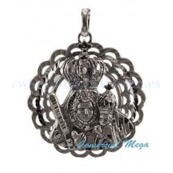 Medalla de la Virgen de la Cabeza